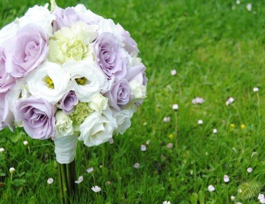 Ramo de novia para primavera