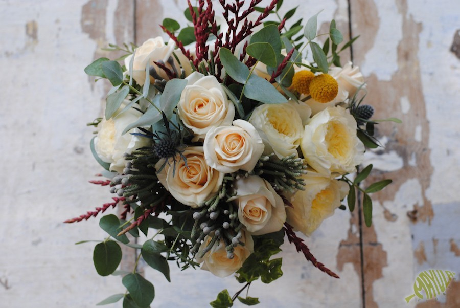 Bouquet desestructurado