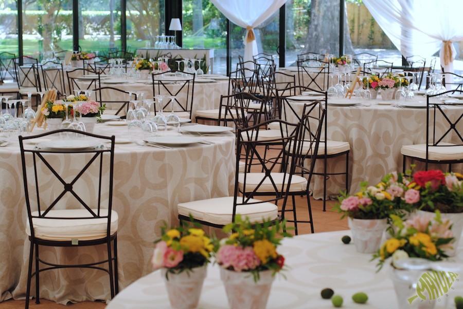 Palacio Villahermosa flores