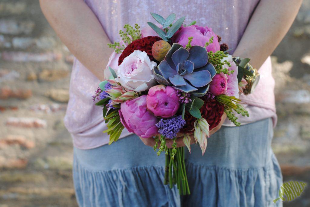 bouquet crasas suculentas