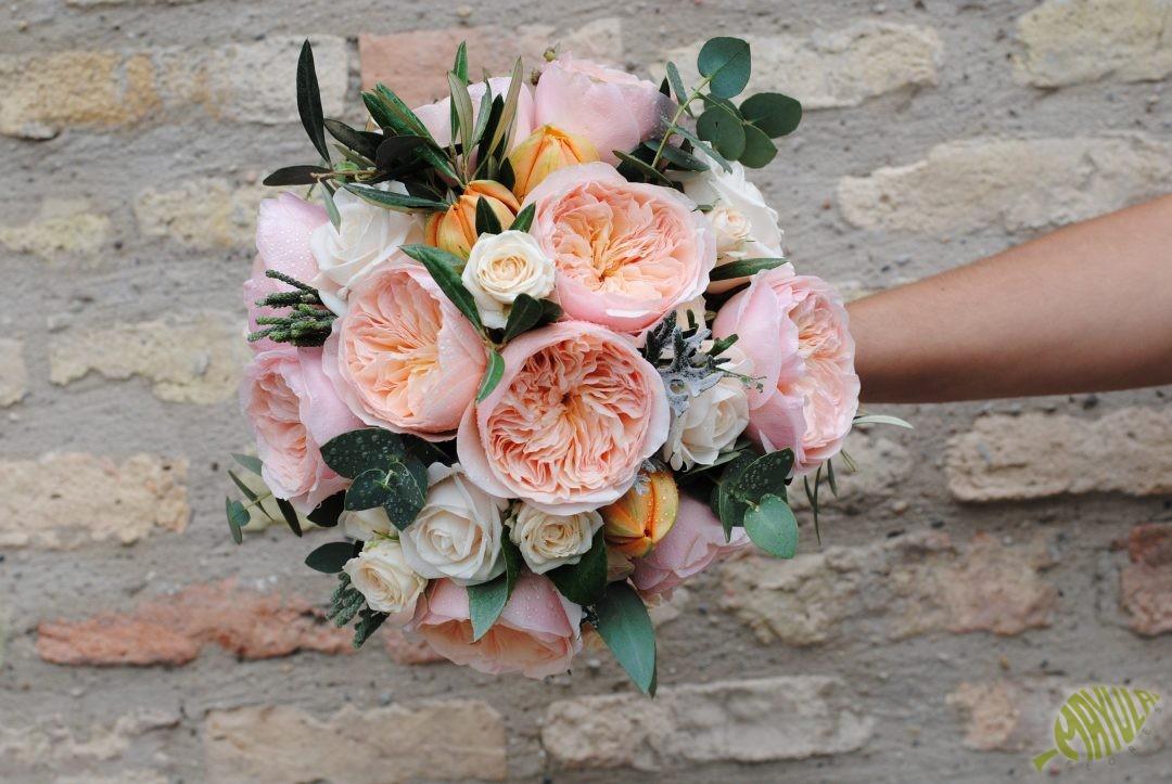 David-austin-bouquet