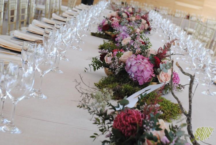 decoración-del-banquete