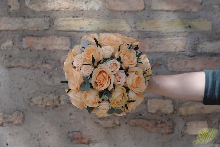 bouquet-de-novia-melocoton